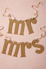 Mr And Mrs Wedding Signs Mr And Mrs Wedding Sign