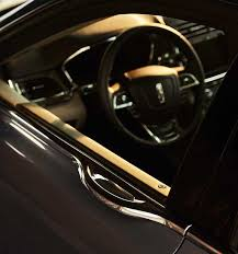2018 lincoln continental luxury vehicles luxury sedans