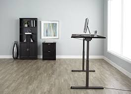 realspace magellan height adjustable desk realspace magellan performance electric height adjustable wood desk