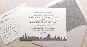 carlton invitations inspirational wedding invitations chicago wedding invitation design