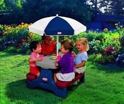 Playskool Picnic Table Kids Picnic Table With Umbrella U2013 Photos Ideas Rilane