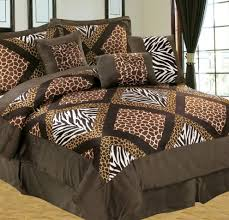 Leopard Print Duvet Animal Print Duvet Cover Sets Home Design Ideas