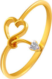 gold rings price images Pc chandra jewellers valentine 39 s day 14kt yellow gold ring price jpeg