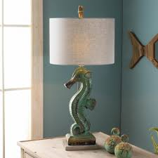 table lamps wonderful nautical table lamps tray table floor lamp