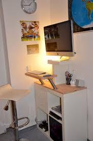 the 25 best kallax desk ideas on pinterest bureau ikea ikea