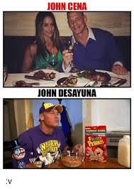 Memes De John Cena - 25 best memes about john cena john desayuna john cena john