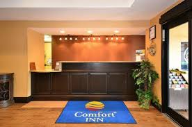 Lobby Reception Desk Newly Renovated Lobby Reception Desk Picture Of Comfort Inn