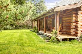 How To Build A Small House How To Build A Small Log Cabin Ebay