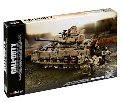 lego army tank mega bloks call of duty desert tank collector construction set