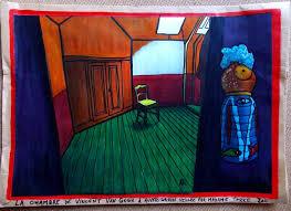 la chambre de vincent gogh à auvers sur oise alina reyes