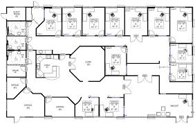 building plans commercial building floor plans as open floor plans on