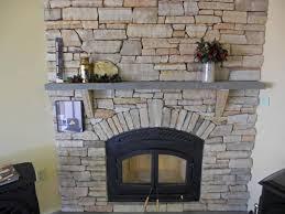 stone veneer fireplace design and ideafarmhouses u0026 fireplaces