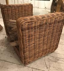 cane laundry hamper square rattan log basket mecox gardens
