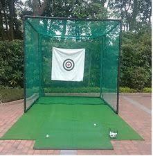 Golf Net For Backyard by Golf Nets Cages U0026 Mats Ebay