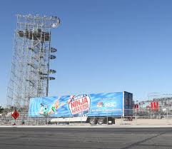 american ninja warrior u0027 course a challenge to create in las vegas