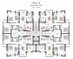 house plans with floor plans furniture 1187 beautiful modern home floor plans 29 modern home