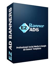 ez banner ads templates package u2013 create professional social media