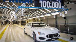 2017 maserati granturismo sport white car factory maserati quattroporte gransport 2017 youtube