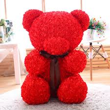 teddy valentines day aliexpress buy 60cm teddy toys stuffed soft
