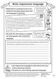 Reading Scales Ks2 Worksheet Writing Composition Resources For Fs Ks1 And Ks2 Teachit