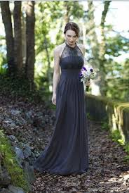 navy blue lace bridesmaid dress 2017 grey pink navy blue lace bridesmaid dresses cheap halter neck