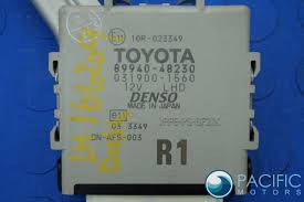lexus rx 350 afs off headlamp light swivel aiming control module xenon hid lexus rx450
