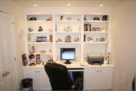 Built In Computer Desks Built Ins U0026 Bookcases Mitre Contracting Inc