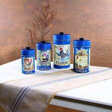 rooster canisters kitchen products western decor tagged canisters buffalo trader