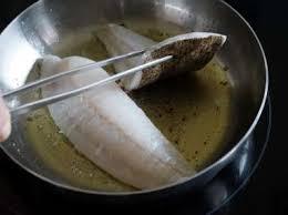cuisiner le turbot filets de turbot sautés recette de filets de turbot sautés