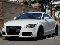 white audi tt s line audi tt 2008 tfsi 2 0 in penang automatic coupe white for rm