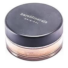 bareminerals spf 15 foundation fairly light amazon com bare escentuals bare minerals original spf 15