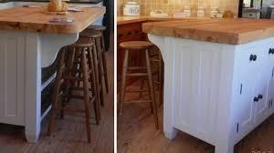 kitchen free standing islands freestanding kitchen island incorporating double 800mm cupboards