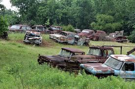 auto junkyard texas why people hoard cars junkyard barn find americana owner won u0027t