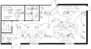 Floor Plan Of An Office by Lighting Plan Important Upward Construction Blog