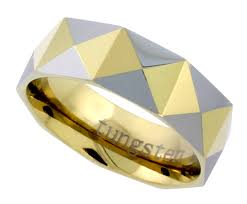 pyramid wedding band wholesale gold tone wedding bands silver city la