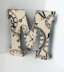 49 best wooden letters images on pinterest wooden letters