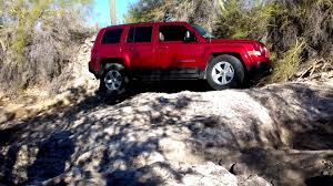 jeep patriot lifted fdii jeep patriot rock crawling off road youtube