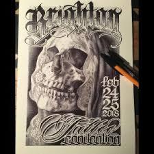 brighton tattoo convention 2018 killer ink tattoo