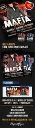 download mafia party facebook cover photoshop flyer template