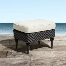 Arhaus Ottoman Outdoor Cube Ottoman Design Trends And Storage Pictures Bench