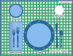 table setting placemat printable placemats for kids