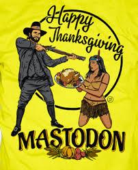mastodon t shirt style