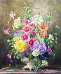 Flowers In A Vase Images Albert Williams Artnet