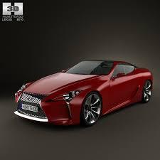 2012 lexus lf lc 3d model lexus lf lc 2012 cgtrader