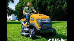 dermot casey sales ultimate stiga lawnmower range youtube