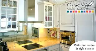 cuisine avec presqu ile cuisine avec presqu ile modales de cuisines classiques cuisine avec