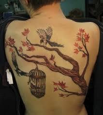maple tree arm tattoomagz