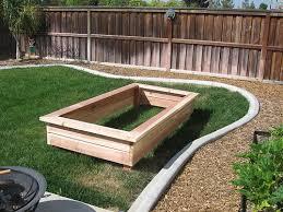 wonderful raised bed planter box garden design with raised garden