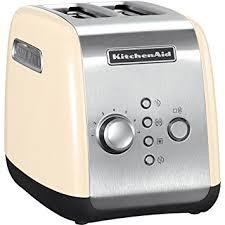 tostapane kitchenaid prezzo kitchenaid classic 5kmt221eac tostapane a 2 scomparti crema