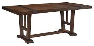 zenfield rectangular dining room table corporate website of